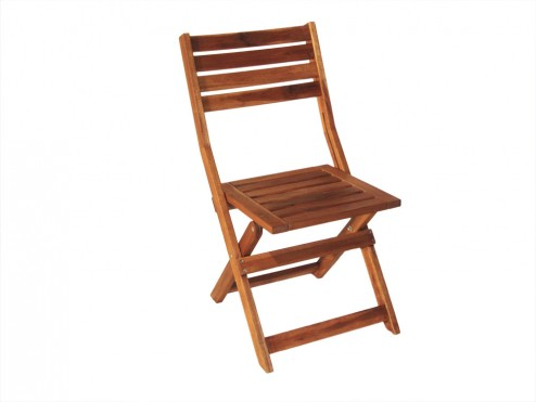 Fold Up Wooden Chairs Amazon com Winsome Wood Folding Chair