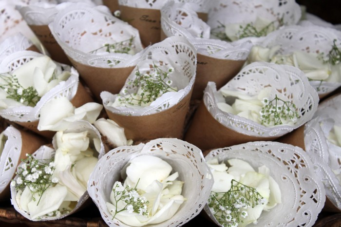 Petals for Wedding Flower Toss
